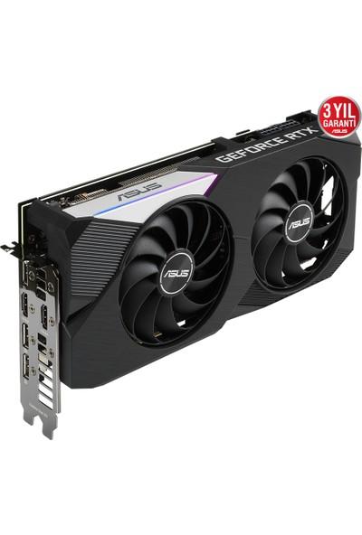Asus GeForce Dual RTX 3070 8GB OC 256Bit GDDR6 (DX12) PCI-Express 4.0 Ekran Kartı (DUAL-RTX3070-8G)