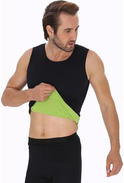 Giyincel Erkek Neopren Termal Spor Ve Terletme Atleti