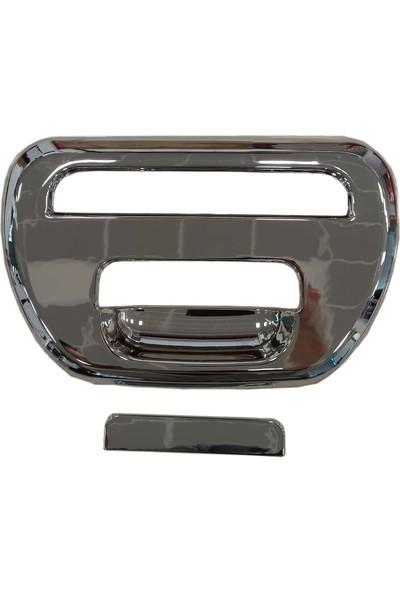 Autokit Mıtsubıshı L200 Bagaj Kapağı Kaplama Krom (2008 -2014 )