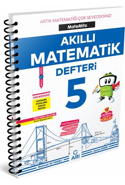Arı Yayıncılık 5. Sınıf Matemito Matematik Defteri