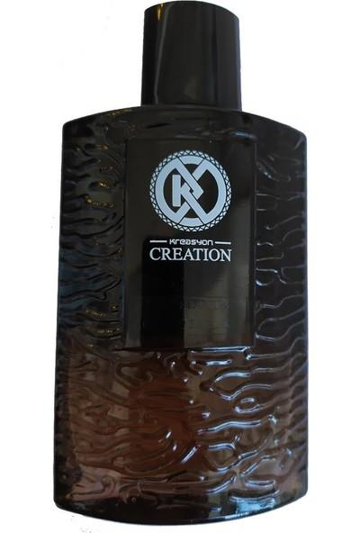 Kreasyon Black Amber (Çikolata) Edc 100 ml Erkek Parfüm Yeni Seri