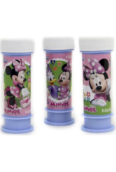 Benim Marifetlerim Minnie Mouse Köpük Balon 6 Adet