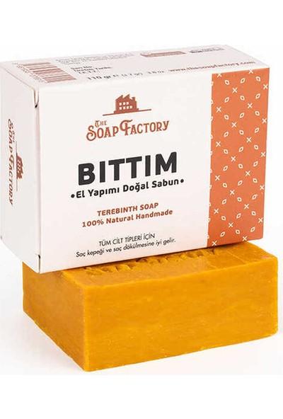 The Soap Factory El Yapımı Bitkisel Bıttım Sabunu 5 x 110 gr (Toplam 5 Adet)
