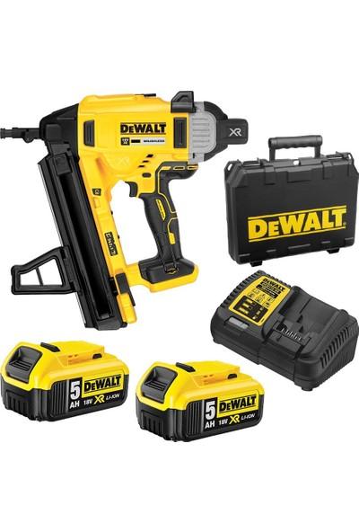 Dewalt DCN890P2 Şarjlı Çivi Çakma Makinası