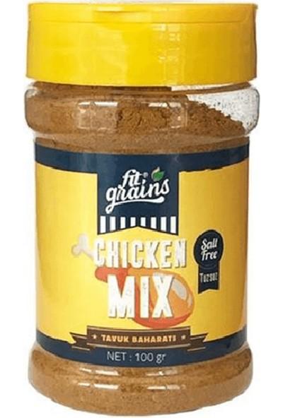 Fitgrains Chicken Mix - 100 gr