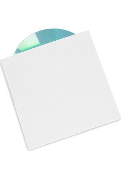 Oyal CD Zarfı Penceresiz 125 x 125 cm Beyaz 100 Adet