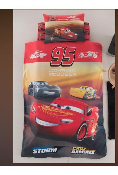 Özdilek Disney Cars Mc Queen Tek Kişilik Pike Takımı