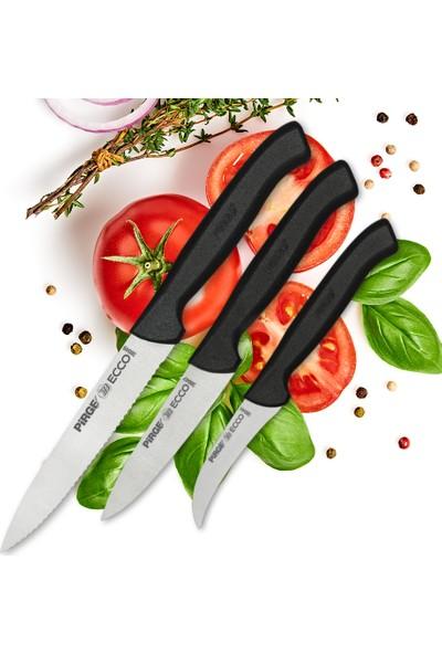 Pirge Günlük Kullanım Bıçak Seti 3'lü