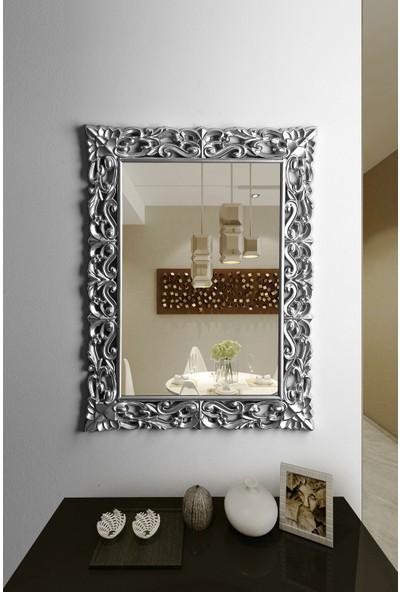 La Casa Art Dikdörtgen Desenli Ayna