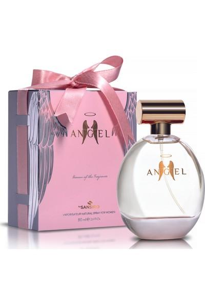 Sansiro Edt Angel 80 ml Kadın Parfüm Şekerli