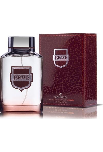Sansiro Edt Brave 100 ml Erkek Parfüm