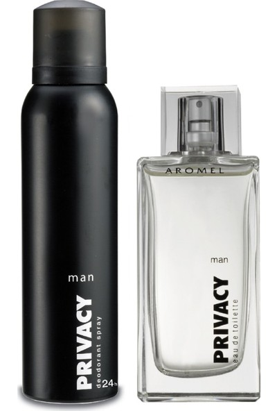 Privacy Men Edt Erkek Parfüm & Deodorant 150 ml