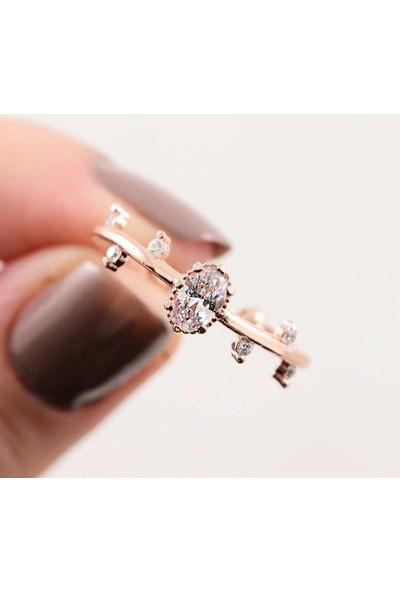 Lotus Gümüş Izlanda Evlilik Yüzüğü Ayarlanabilir 925 Ayar Gümüş