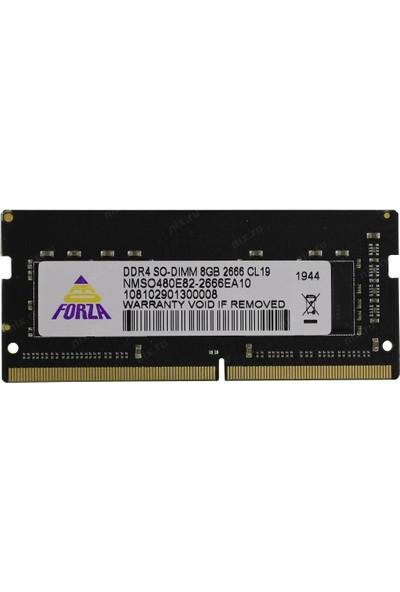 Neo Forza 8GB 2666MHz DDR4 CL19 Notebook Ram NMSO480E82-2666EA10