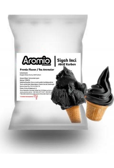 Aromio Siyah Inci (Aktif Karbon ) Premix Tozu 10 gr