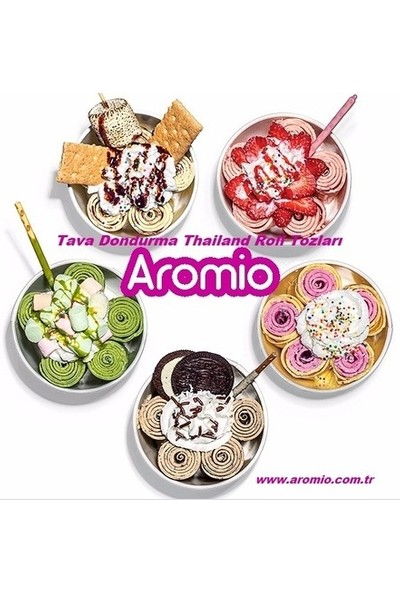 Aromio Tava Dondurma (Thailand) Tozu 1150 gr