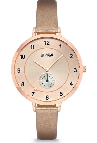 Luis Polo P1170-BK-06 Kadın Kol Saati