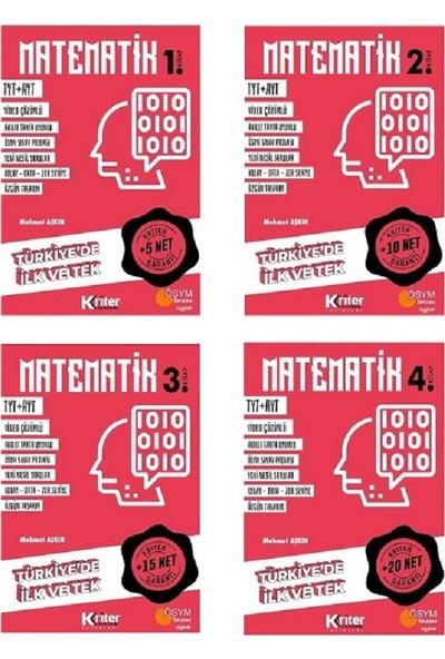 Kriter Akademi Yayınları Matematik Deneme Seti