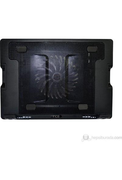 Inca INC-343FXS Ergonomik USB Sessiz Notebook Stand + Soğutucu