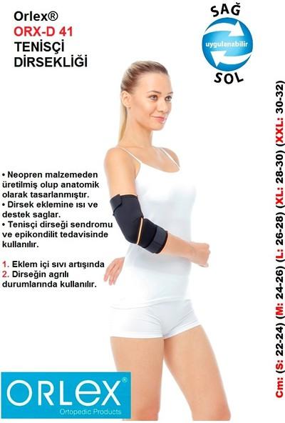 Orlex ® ORX-D 41 Tenisçi Dirsekliği ( SOL )