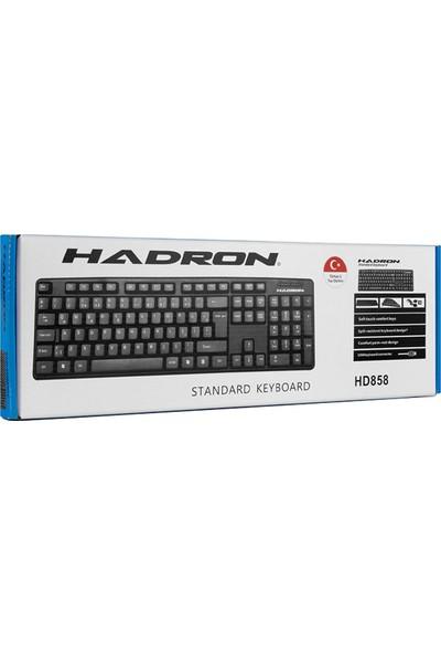 Hadron HD858 Kablolu Klavye Q Standart