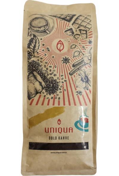 Uniqua Gold Kahve 500 gr (Çözünebilir gurme Seri)