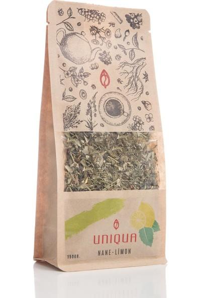 Uniqua Nane Limon Çayı 150 gr