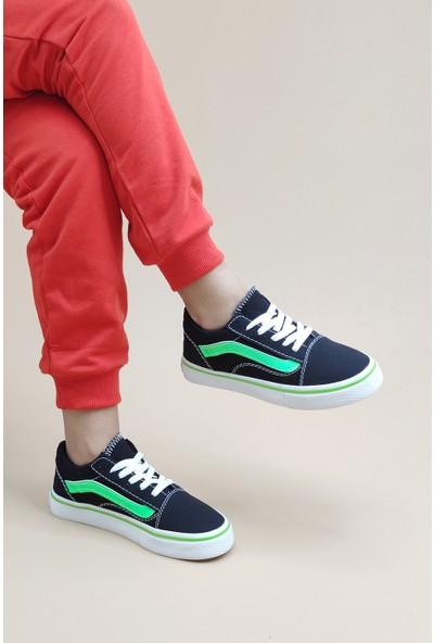 Ayax 123441 Siyah Sneaker