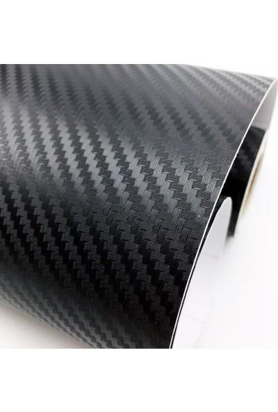 Newdizayn Siyah Karbon Folyo 127 cm x 2 m
