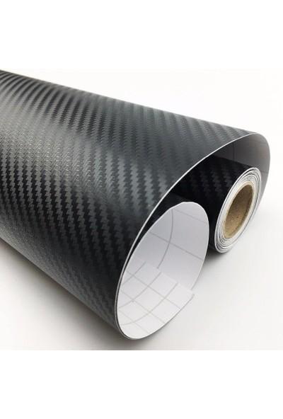 Newdizayn Siyah Karbon Folyo 127 cm x 1 m