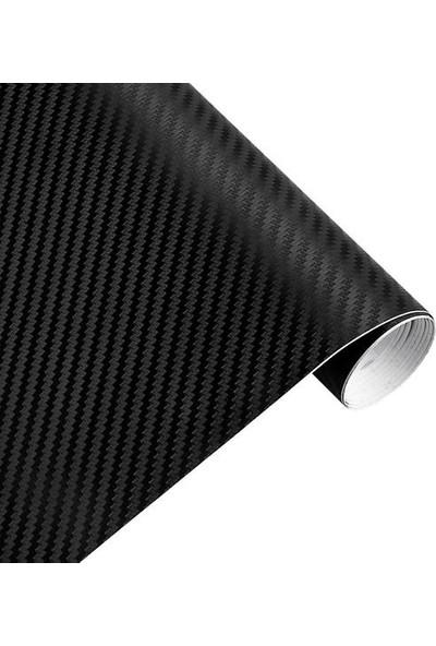 Newdizayn 3D Carbon Folyo Siyah 127 cm x 1 m