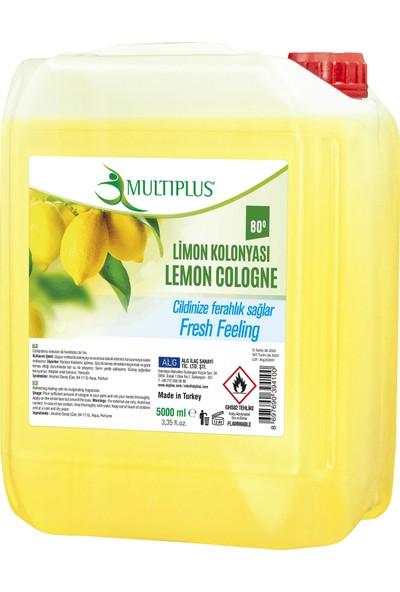 Multiplus Limon Kolonyası 5 lt