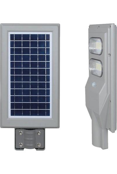 Glokal Enerji 60W Solar LED Aydınlatma Armatürü 2 Gözlü