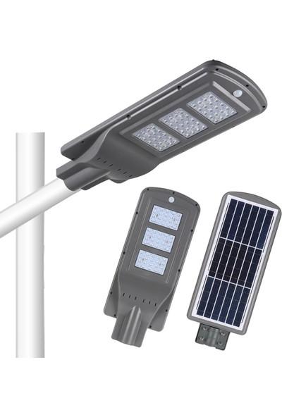 Glokal Enerji 60W Solar Aydınlatma Armatürü All-In-One
