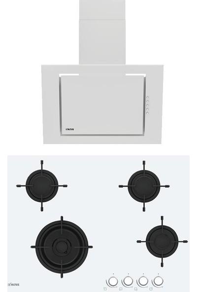 Altus Wide Cooker Serie (Ala 175 Gwd Ocak - Ala 530 Davlumbaz)