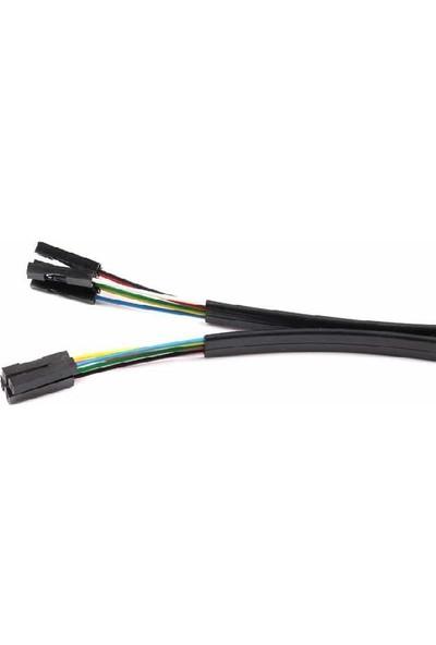 Makeblock RJ25 Dişi Jumper Dönüştürücü Kablo - Çift - 14230