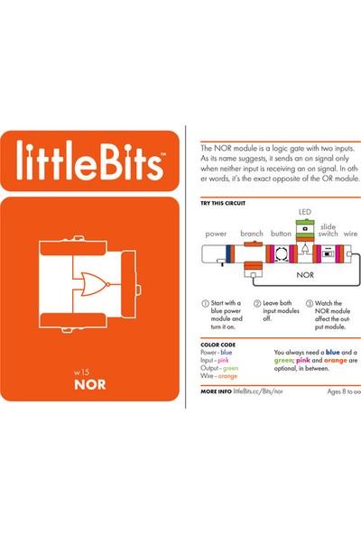 Littlebits Nor Kapısı