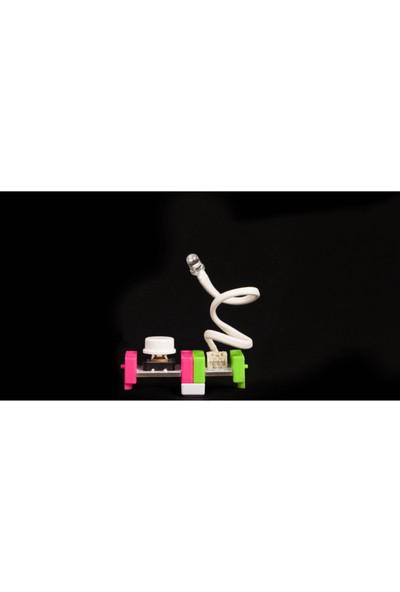 Littlebits Shoes Magnet / Mıknatıslı Monaj Ayağı