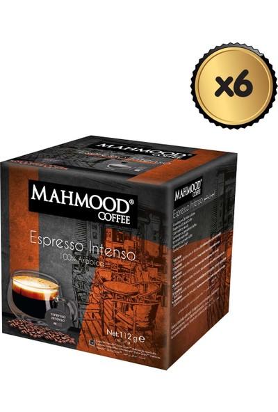 Mahmood Coffee Espresso Kapsül 7 gr x 16 x 6