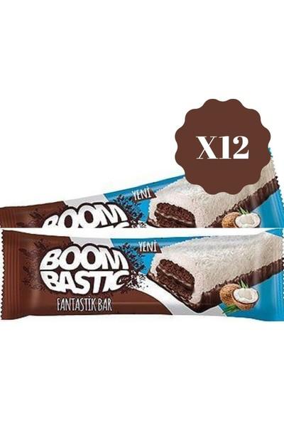 Boombastic Fantastik Bar Kek 12 Kt 12'Li 40 gr
