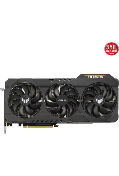 Asus GeForce RTX 3090 OC 24GB 384Bit GDDR6X (DX12) PCI-Express 4.0 Ekran Kartı (TUF-RTX 3090-O24G-GAMING)