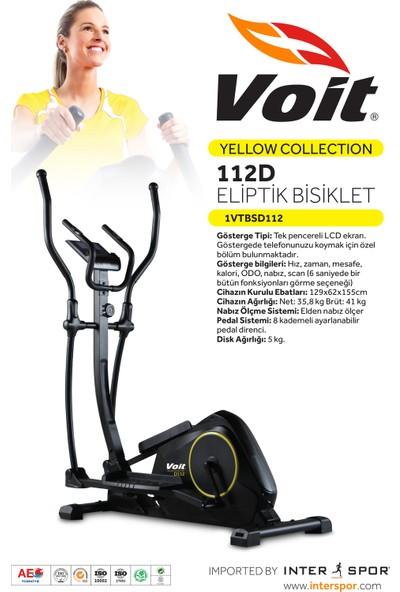 Voit Yellow Collection 112D Manyetik Eliptik Bisiklet