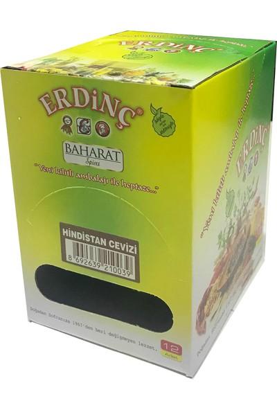 Erdinç Baharat Hindistan Cevizi 20 gr 12'li
