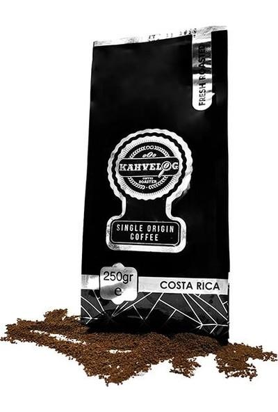 Kahvelog Costa Rica Filtre Kahve 250gr