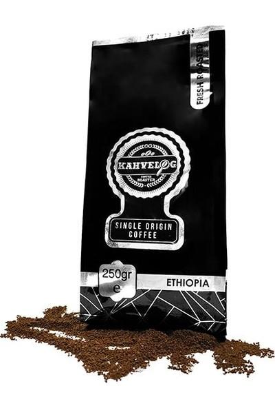 Kahvelog Ethiopia Filtre Kahve 250gr