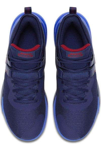 Nike Air Max Impact CI1396-400 Erkek Basketbol Ayakkabısı