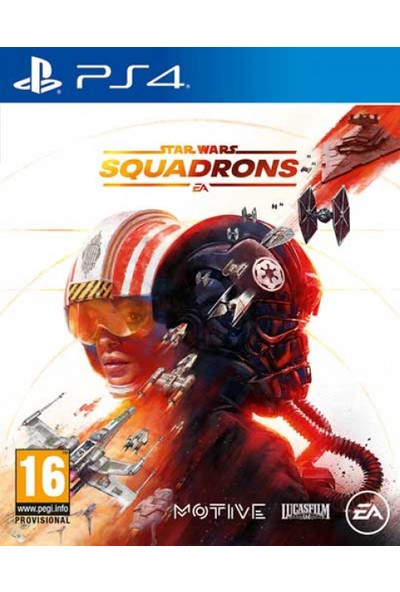 Star Wars Squadrons PS4 Oyun