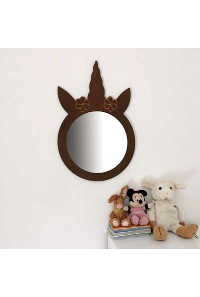 Neostill - Montessori Çocuk Ayna Unicorn C104