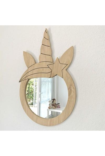 Neostill - Montessori Çocuk Ayna Unicorn C105