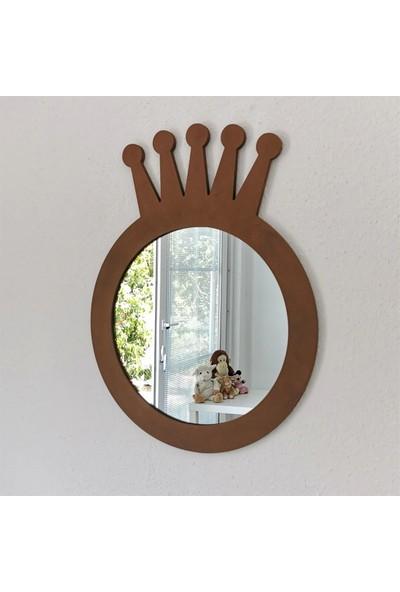 Neostill - Montessori Çocuk Ayna Kral Tacı C103
